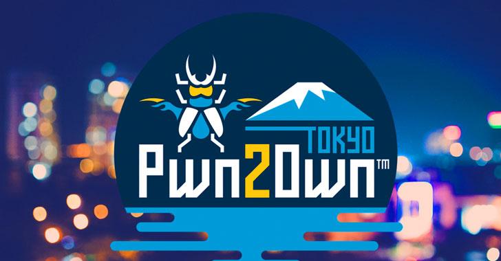 Pwn2Own Tokyo