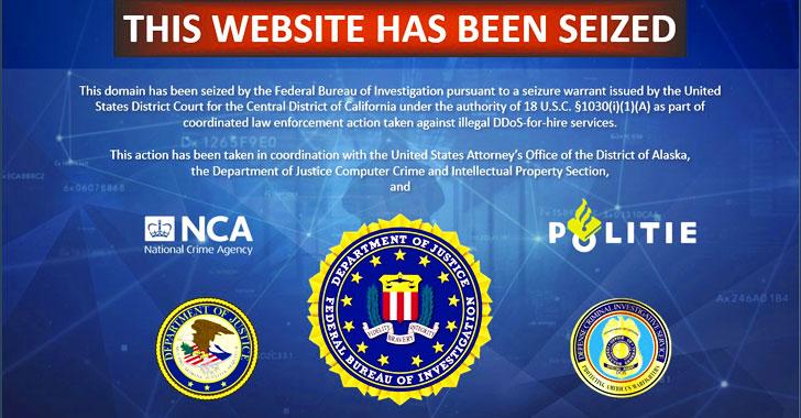 ddos-for-hire fbi domain seized
