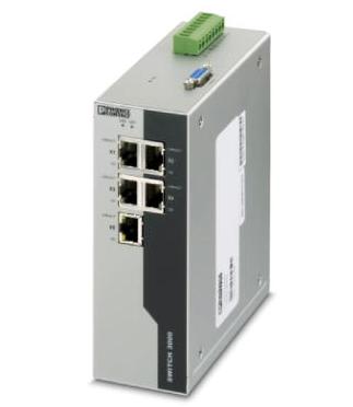 Phoenix Contact industrial switch vulnerabilities