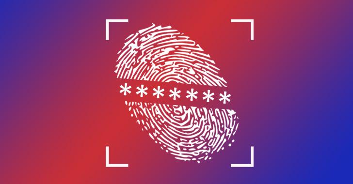 phone fingerprint unlock