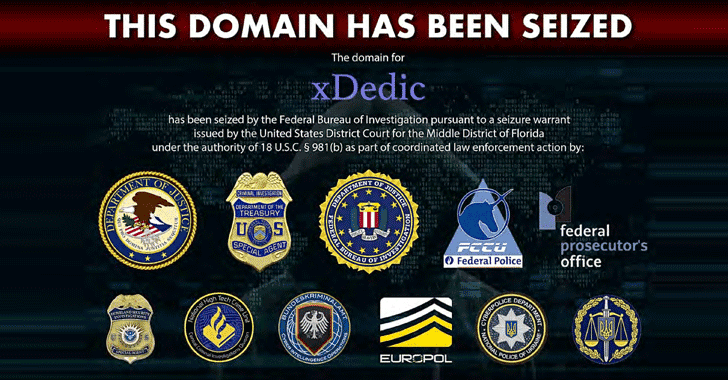 xDedic marketplace cybercriminal hacked servers