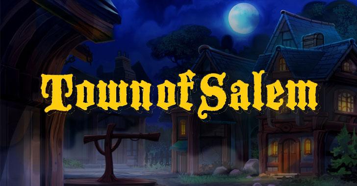 town of salem data breach