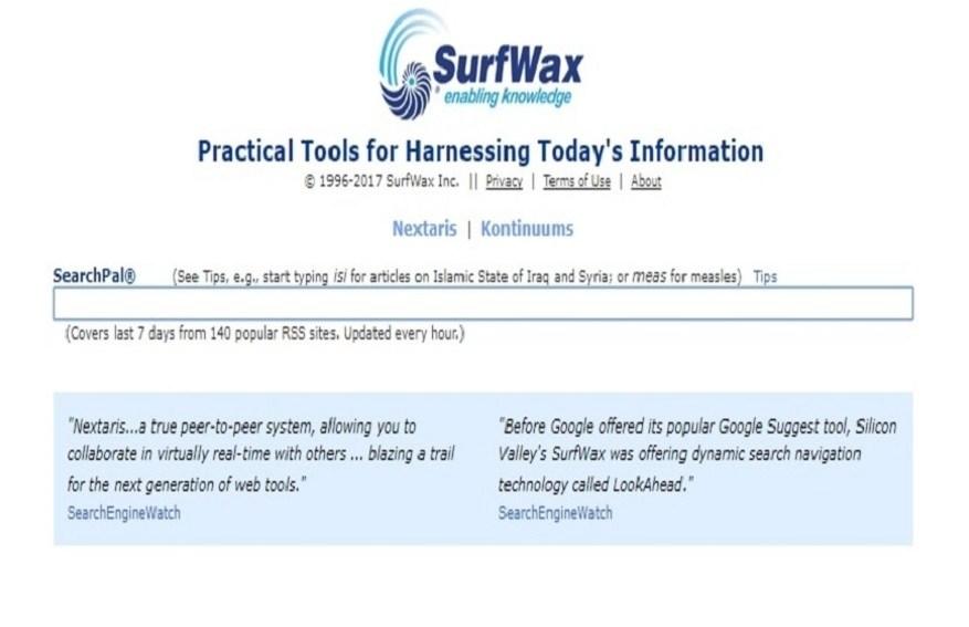 SurfWax