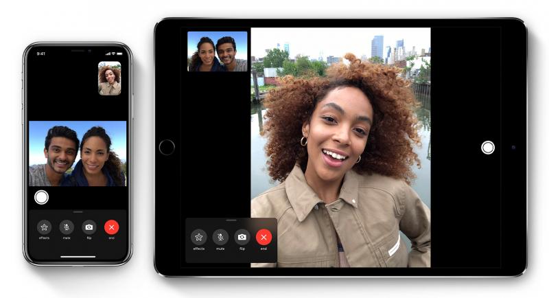 Apple fixes FaceTime bug