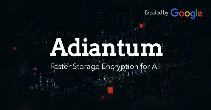 adiantum file encryption