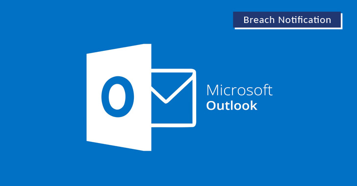 microsoft outlook email hacked
