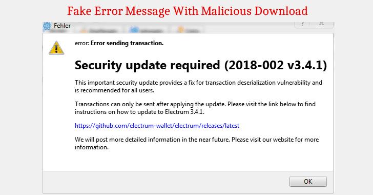 electrum bitcoin wallet download
