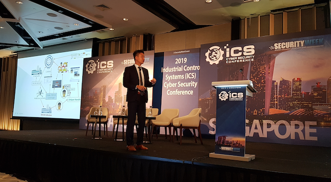 FireEye on Triton malware at ICS Cyber Security Conference