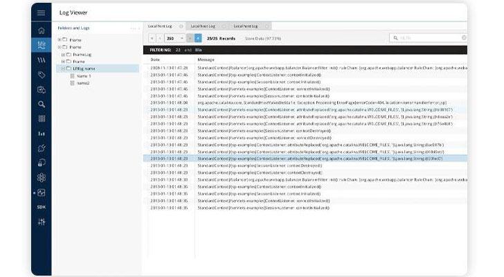 XpoLog Log Analysis Software