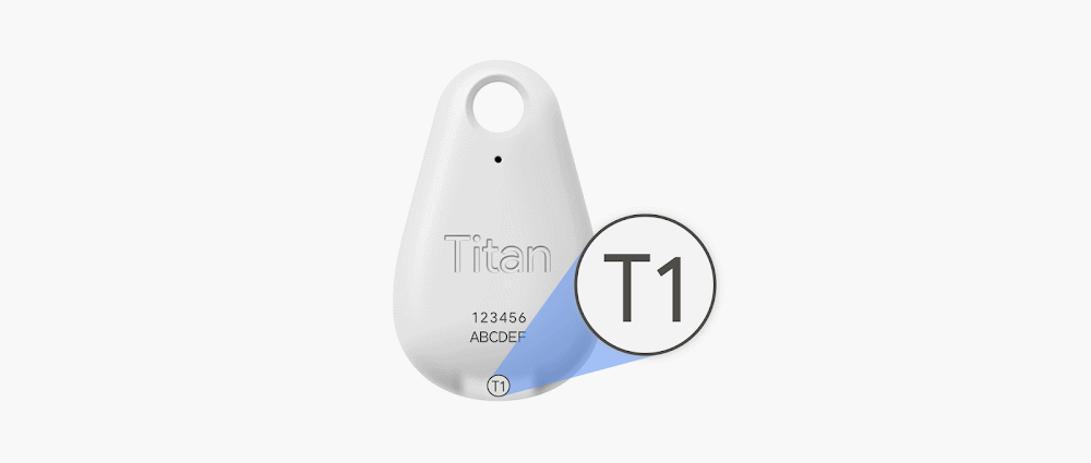 Titan security key
