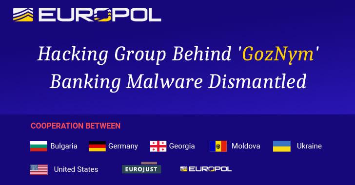 GozNym banking malware