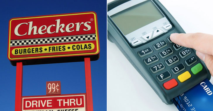credit card breach at checkers & rally's restaurants