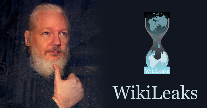 wikileaks Julian Assange Espionage Act
