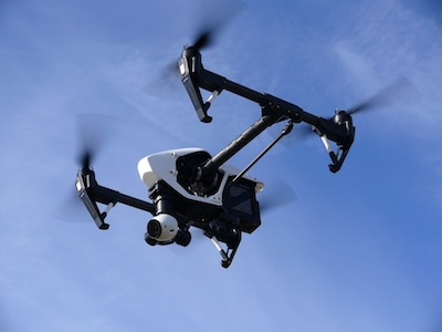 US warns about data theft risk posed by Chinese drones