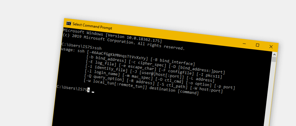 SSH, OpenSSH