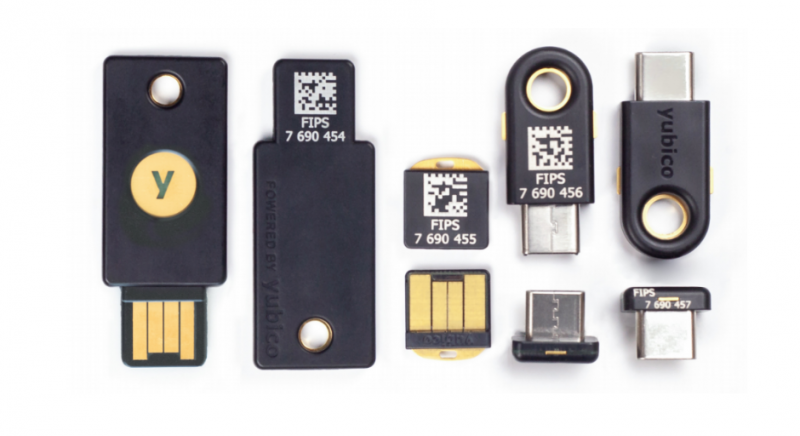 YubiKey FIPS series impacted by crypto flaw