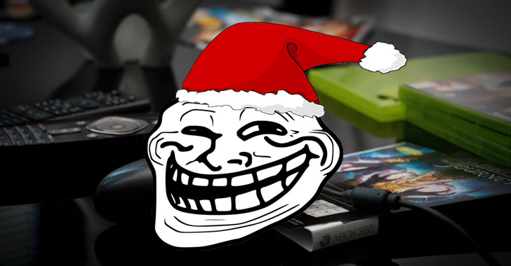 christmas ddos attacks