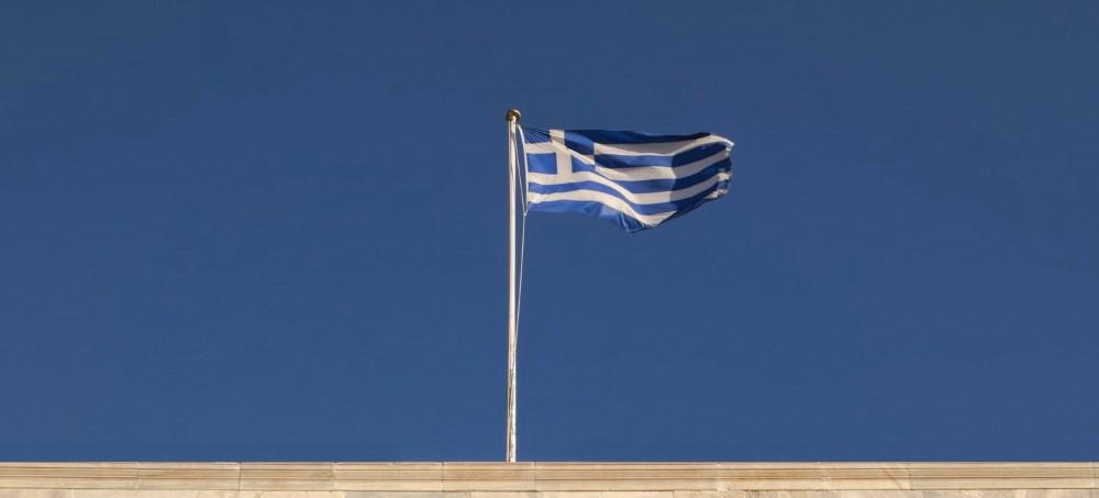 Greek flag, Greece