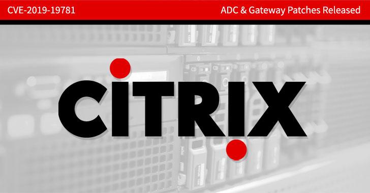 Citrix ADC Vulnerability