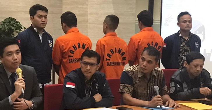 Indonesian magecart hacker arrested