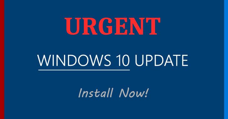 Windows 10 CryptoAPI Spoofing Vulnerability