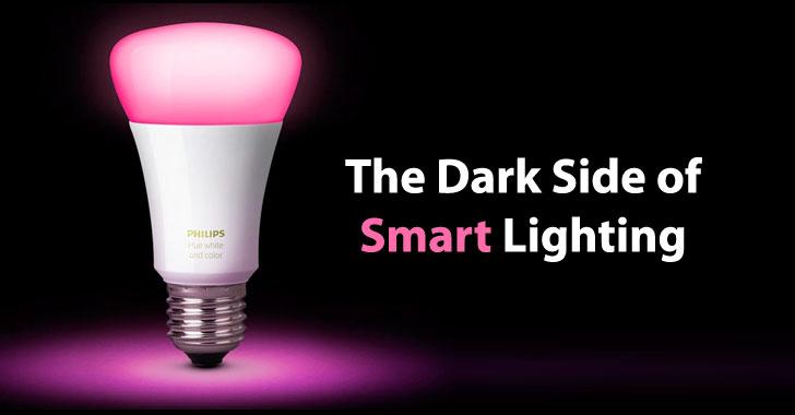 hacking smart light bulb