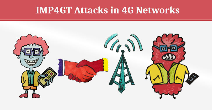 LTE network vulnerability