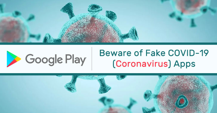 coronavirus covid apps for android