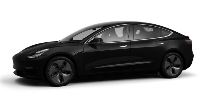 Tesla car hacked from a drone