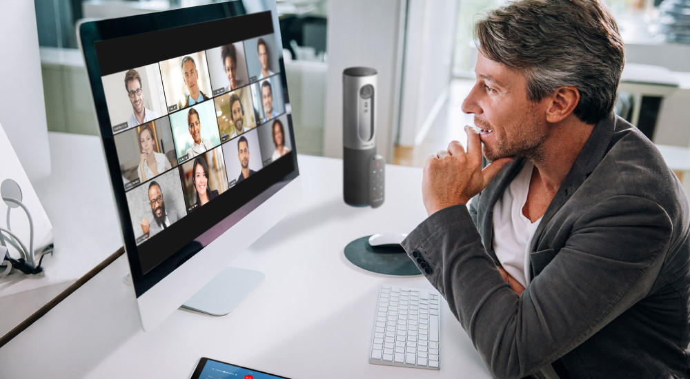 Zoom video conference teleconference