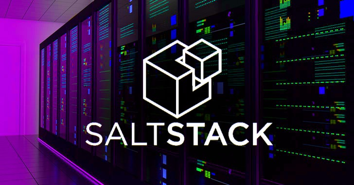 saltstack remote code execution vulnerability