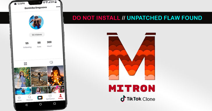 hacking mitron tiktok app