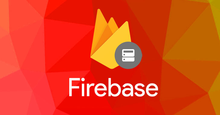 Misconfigured Firebase Databases