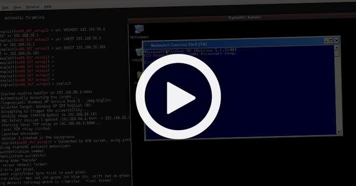 hacking videos training