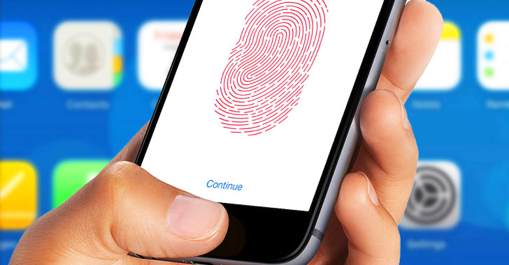Apple Touch ID iCloud security vulnerability