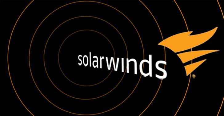 solarwinds hack