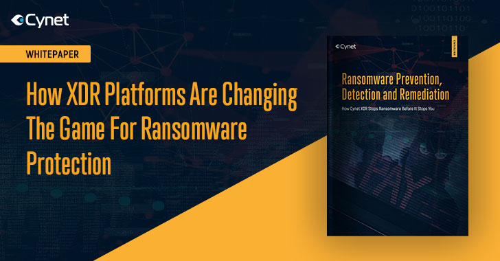XDR Software Ransomware Protection