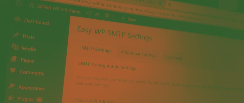 WordPress Easy WP SMTP