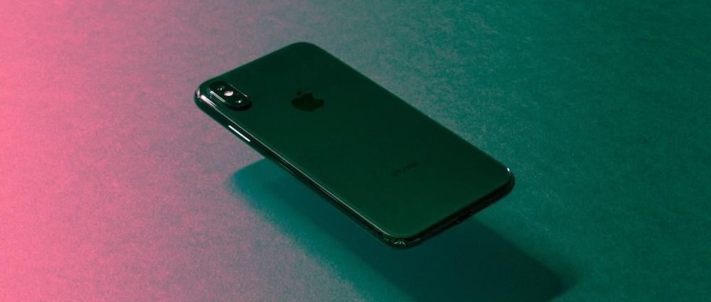 iPhone iOS