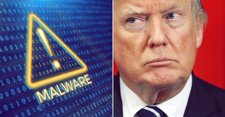 trump malware