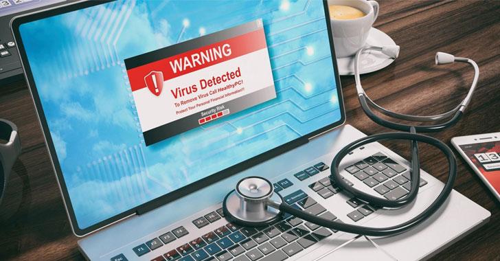 healthcare cyber attacks
