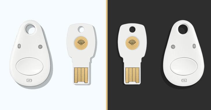 cloning google titan security keys