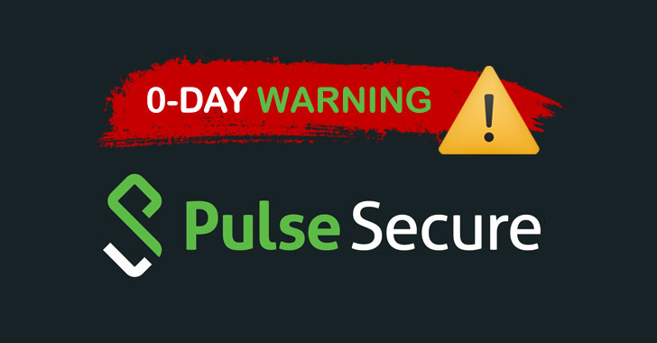 Pulse Secure 0-Day