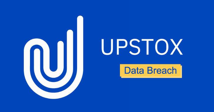 upstox data breach