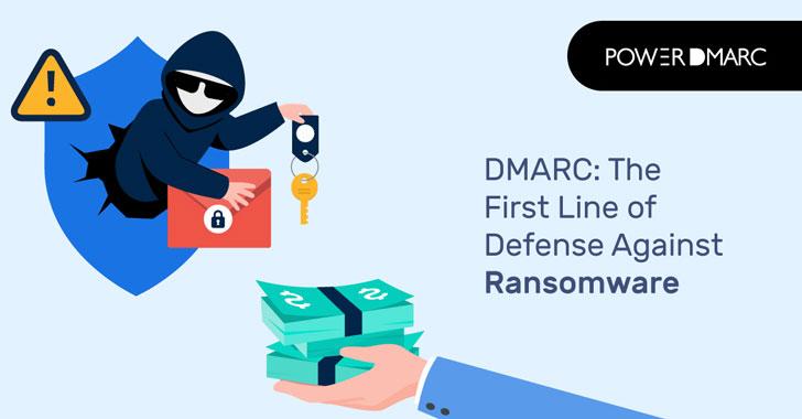 DMARC Against Ransomware