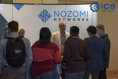 Nozomi Networks at SecurityWeek's ICS Cyber Security Conference