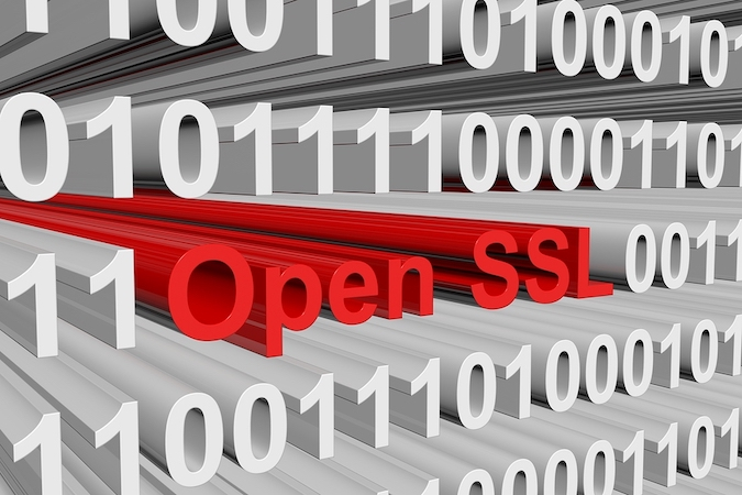 High severity vulnerability patched in OpenSSL