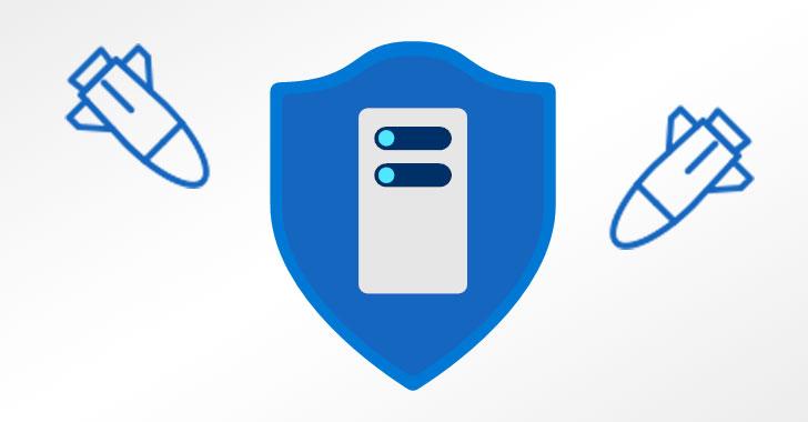 Microsoft DDoS Attack